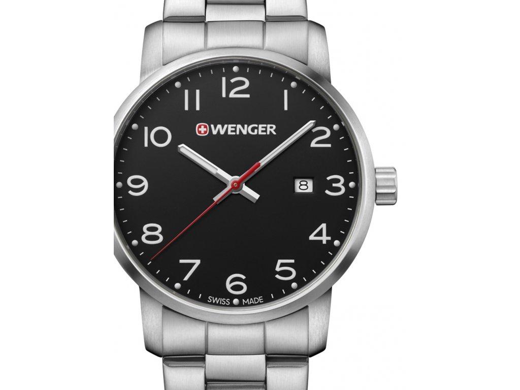Pánské hodinky Wenger 01.1641.102 Avenue