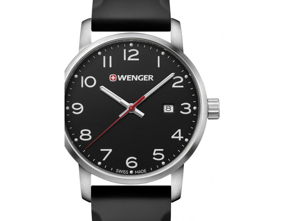 Pánské hodinky Wenger 01.1641.101 Avenue