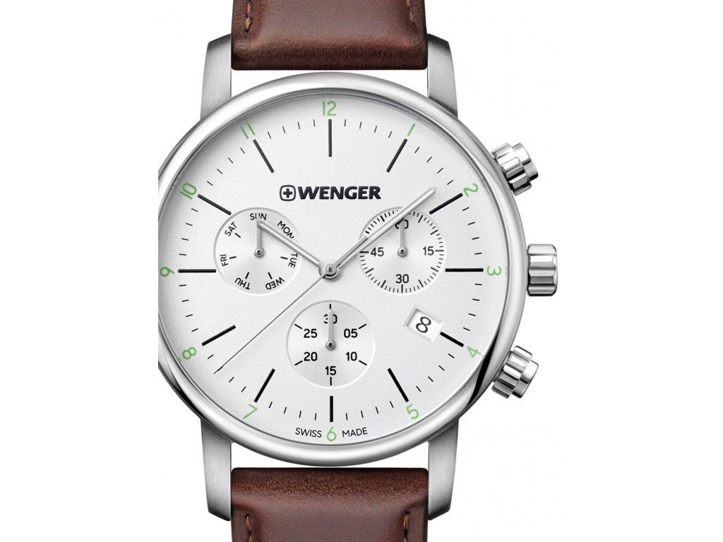 Pánské hodinky Wenger 01.1743.101 Urban