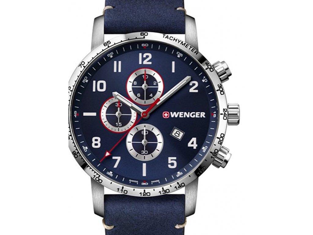 Pánské hodinky Wenger 01.1543.109 Attitude