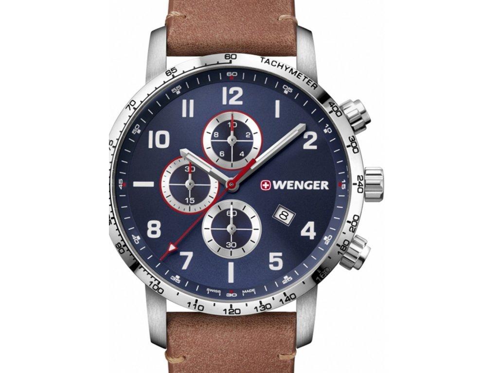 Pánské hodinky Wenger 01.1543.108 Attitude