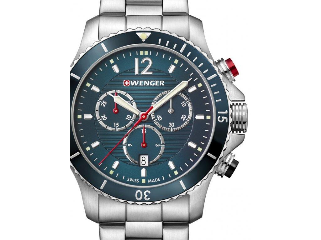 Pánské hodinky Wenger 01.0643.115 Seaforce