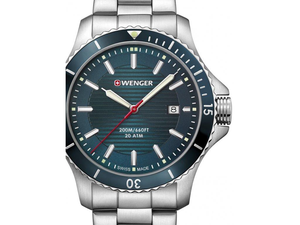 Pánské hodinky Wenger 01.0641.129 Seaforce