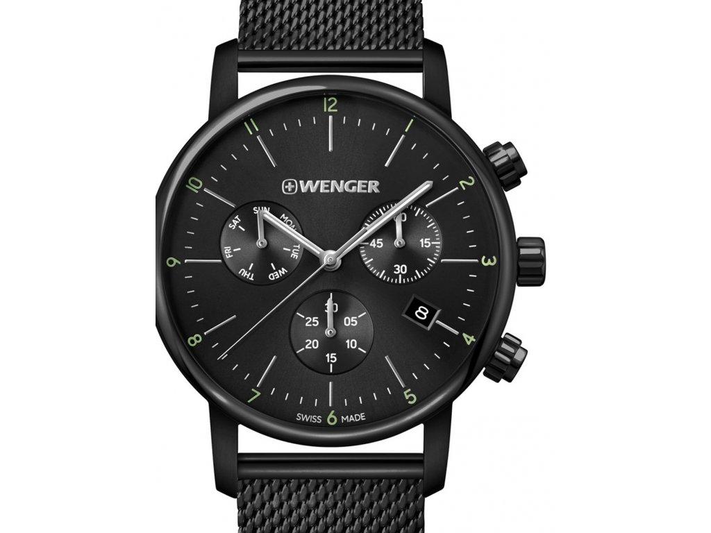 Pánské hodinky Wenger 01.1743.116 Urban