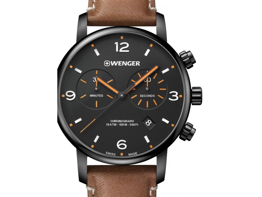 Pánské hodinky Wenger 01.1743.113 Urban Metropolitan