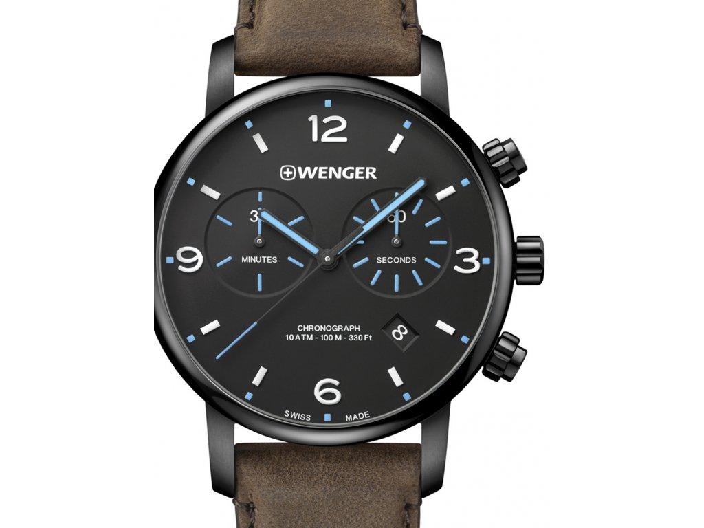 Pánské hodinky Wenger 01.1743.112 Urban Metropolitan