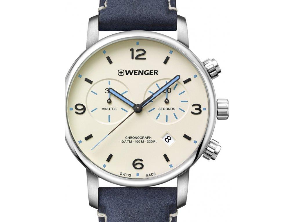Pánské hodinky Wenger 01.1743.119 Urban Metropolitan