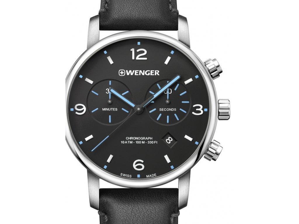 Pánské hodinky Wenger 01.1743.120 Urban Metropolitan