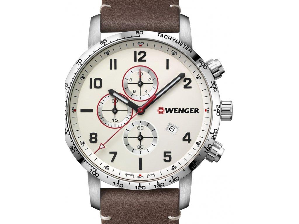 Pánské hodinky Wenger 01.1543.113 Attitude