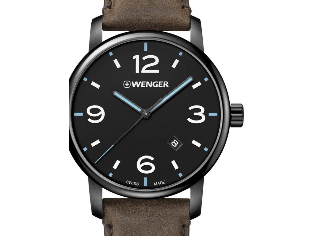 Pánské hodinky Wenger 01.1741.135 Urban Metropolitan