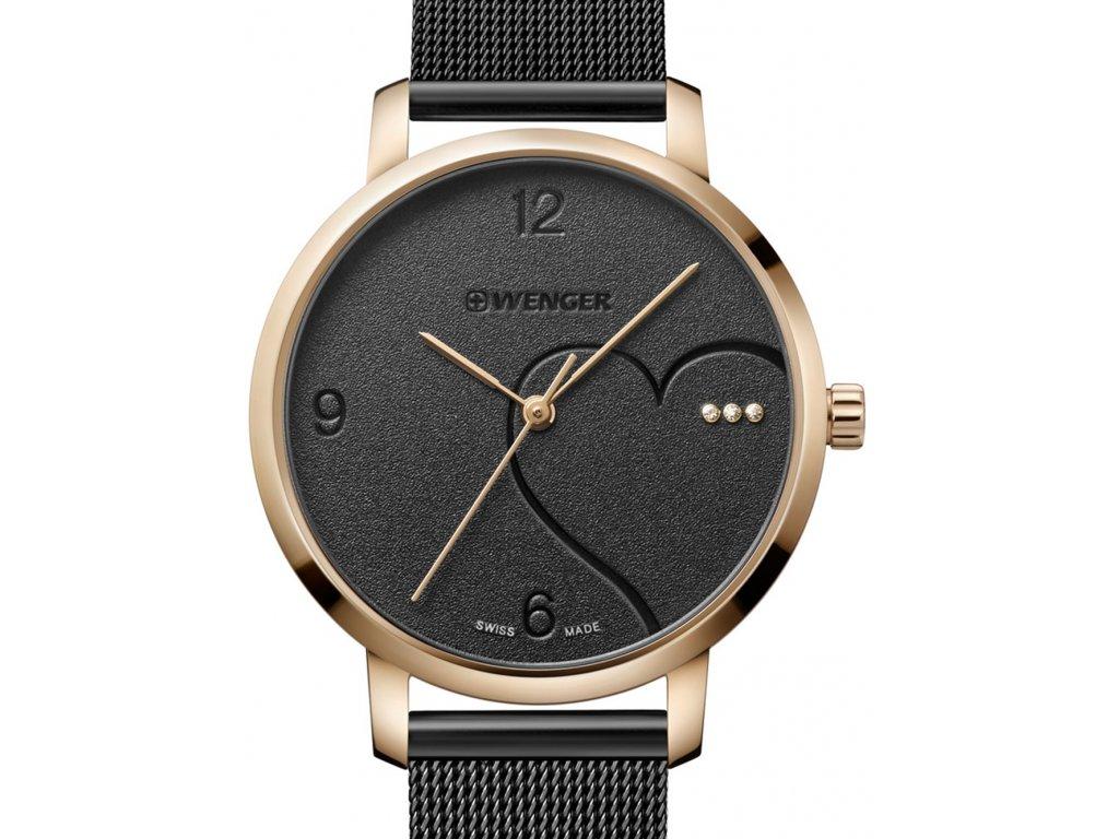 Dámské hodinky Wenger 01.1731.113 Metropolitan Donnissima