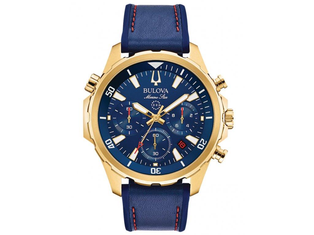 Pánské hodinky Bulova 97B168 Marine Star