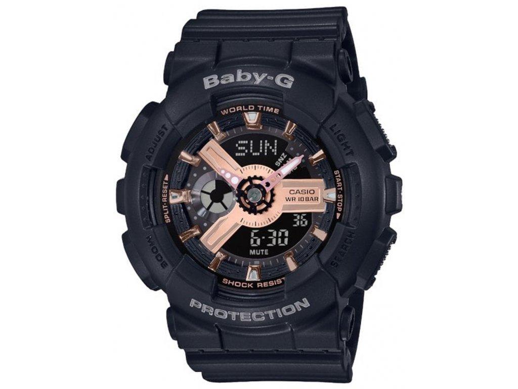 Dámské hodinky Casio BA-110RG-1AER Baby-G