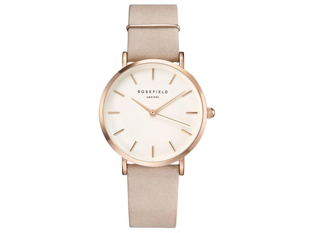 Dámské hodinky Rosefield WSPR-W73 West Village