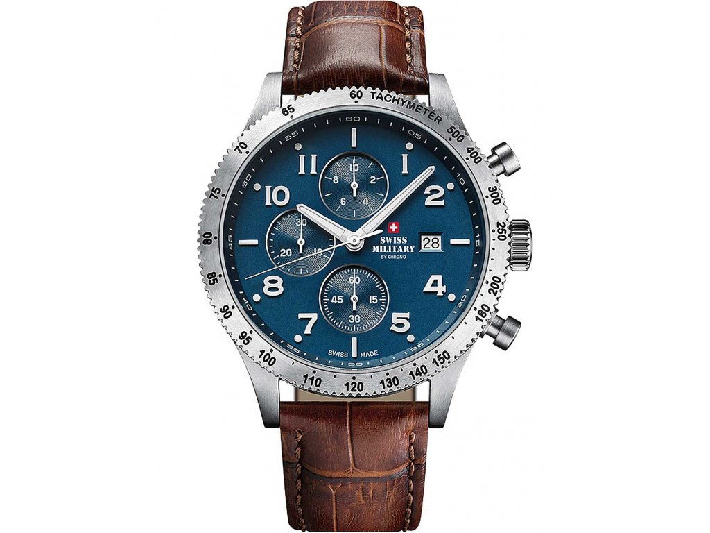 Pánské hodinky Swiss Military SM34084.06