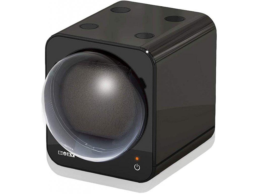 Natahovač hodinek Beco Boxy Fancy Brick Black 70002-117