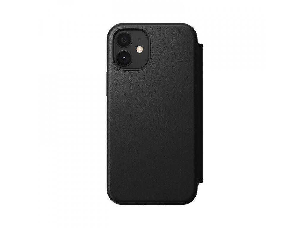 Nomad MagSafe Rugged Folio, black - iPhone 12 mini