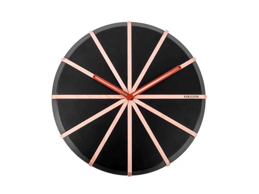 Designové nástěnné hodiny 5829 Karlsson 35cm