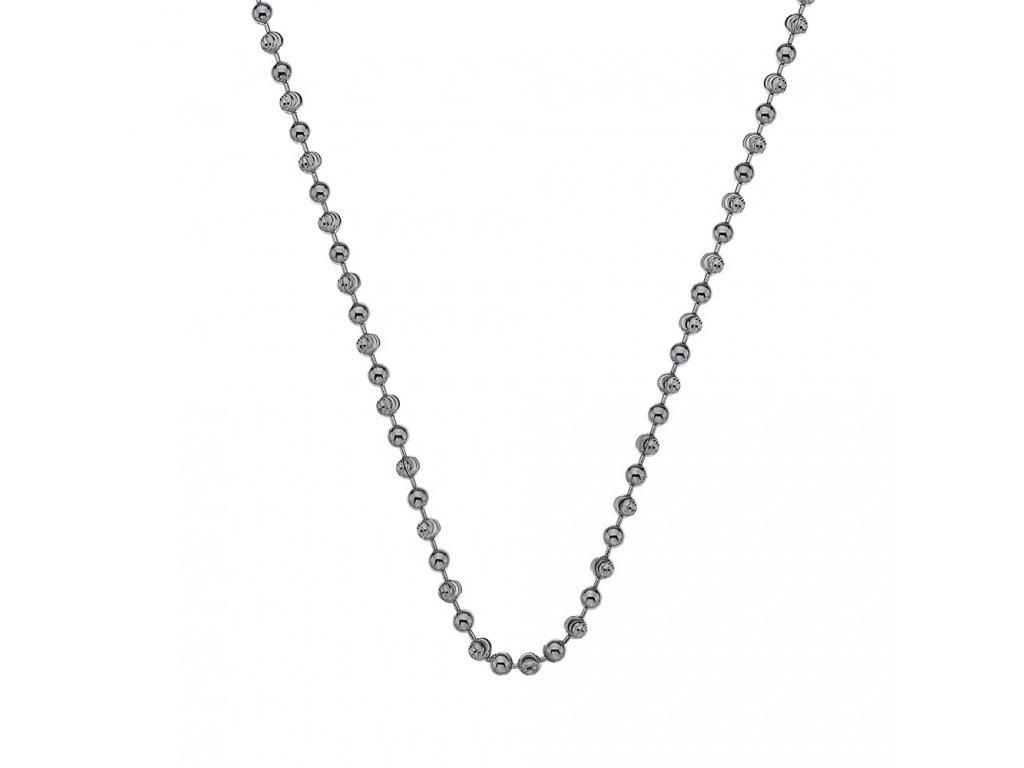Stříbrný řetízek Hot Diamonds Emozioni Bead Silver 61