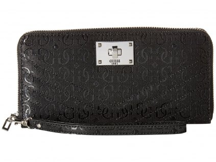 GUESS Halley SLG Large Zip Around