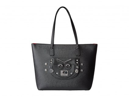 GUESS Cyber Rock Tote black