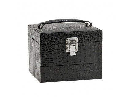 Šperkovnice JKBox Black SP252-A25
