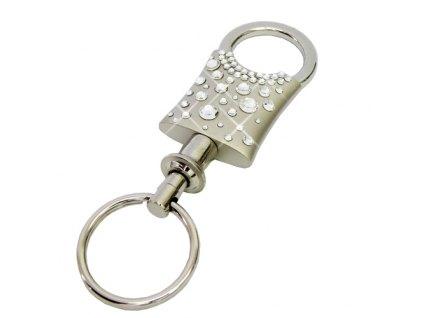 Přívěsek na klíče GM Collection Crystal 785501