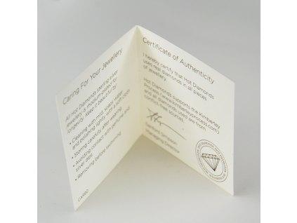 Stříbrné náušnice Hot Diamonds Crescent Micro Bliss DE553