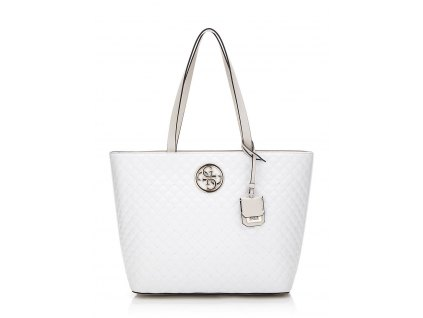 G LUX QUILTED LOOK SHOPPER