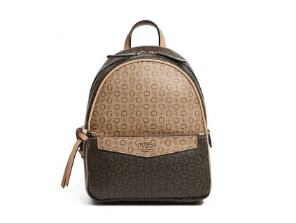 LEONORE LOGO SMALL BACKPACK