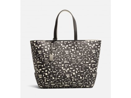 Large Printed Shopper Bag
