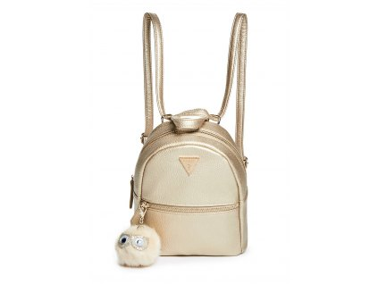 GUESS JIMENA BACKPACK zlatý