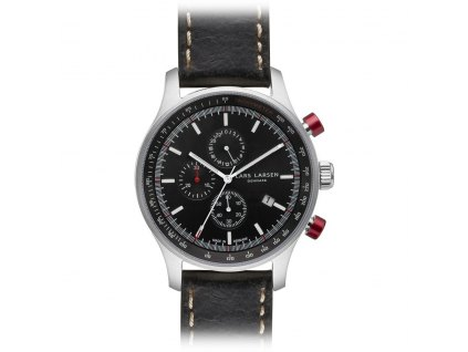 Pánské hodinky LARS LARSEN 133SBDBL