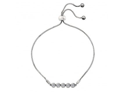 Stříbrný náramek Hot Diamonds Willow DL581