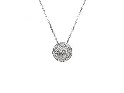 Stříbrný přívěsek Hot Diamonds Flora DP719