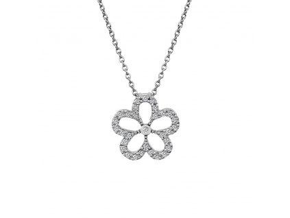 Stříbrný přívěsek Hot Diamonds Daisy DP720