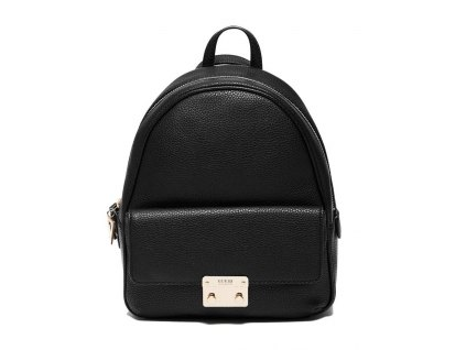GUESS BATOH FELTON MINI CONVERTIBLE BACKPACK černý
