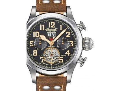Pánské hodinky Ingersoll IN4506BKCR Bison No.18