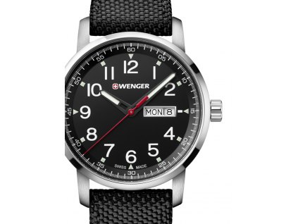 Pánské hodinky Wenger 01.1541.105 Attitude Heritage