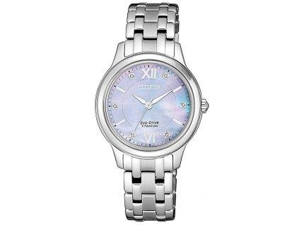 Dámské hodinky Citizen EM0720-85Y Titan
