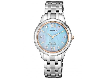 Dámské hodinky Citizen EM0726-89Y Titan