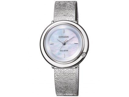 Dámské hodinky Citizen EM0640-82D Elegance