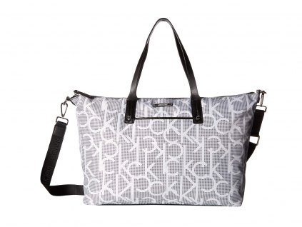 Athleisure Nylon East West Tote