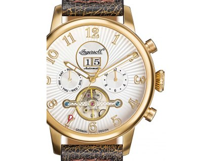 Pánské hodinky Ingersoll IN1103GWH Cochise