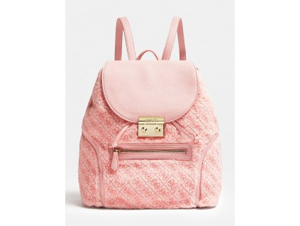 LILITH FAUX FUR BACKPACK