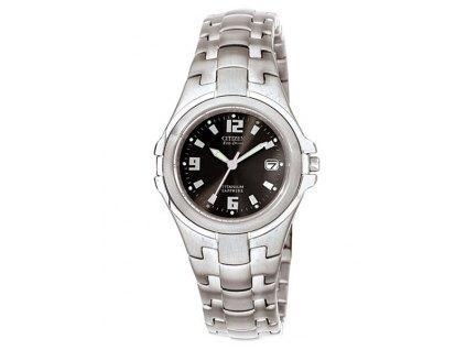 Dámské hodinky Citizen EW0650-51F Eco-Drive Super-Titanium