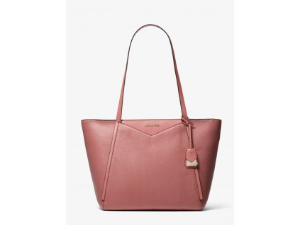 Whitney Large Pebbled Leather Tote