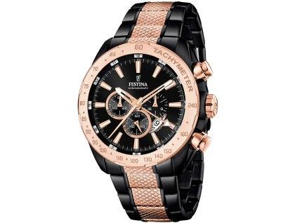 Pánské hodinky Festina F16888/1 Dual-Time