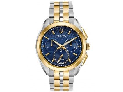 Pánské hodinky Bulova 98A159 Curv