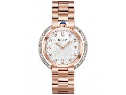 Dámské hodinky Bulova 98R248 Rubaiyat
